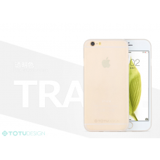 TOTU Frosted Design Mate Transparent для iPhone 6/6s