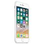 Силиконовый чехол Apple Silicone Case White для iPhone 7/8 (копия)
