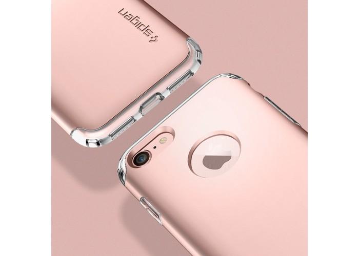 Чехол Spigen Hybrid Armor Rose Gold для iPhone 7