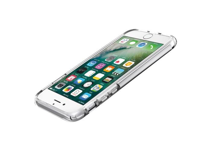 Чехол Spigen Hybrid Armor Satin Silver для iPhone 7