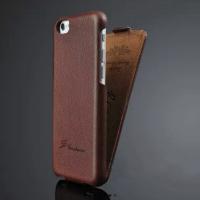 Кожанный HOCO Floveme для iPhone 6/6s (экокожа)
