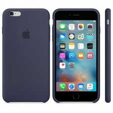 Apple Silicone Case midnight blue iPhone 6 plus/ 6s plus купить Киев Украина - apple iPhone 6 plus silicon case