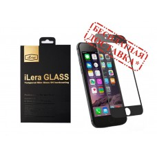 ilera Glass 2,5D для iPhone 7/8 Black  (черное)