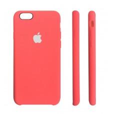 Apple Silicone Case Сoral (Коралловый) 6/6s