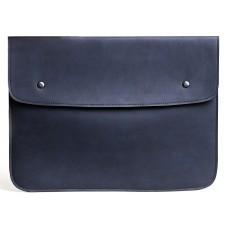 Синий винтажный чехол-конверт  для Macbook Air 13,3 и Pro 13,3 (GM51)