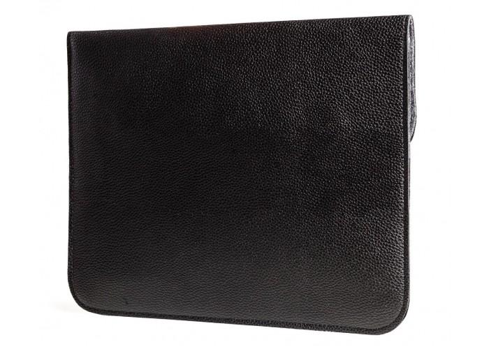 Черный чехол-конверт  для Macbook Air 13,3 и Pro 13,3 (GM53)