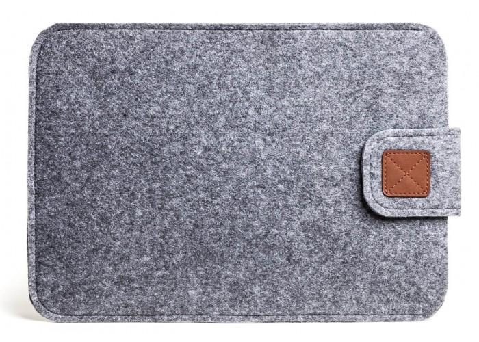 Светлый чехол на застежке для Macbook Air 13,3 и Pro 13,3 (GM55)