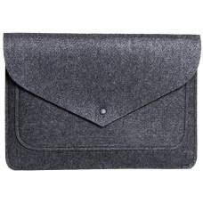Серый чехол-конверт для  Macbook Air 13,3 и Pro 13,3 (GM62)