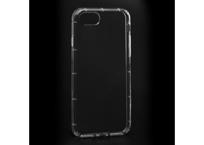 Прозрачный силиконовый чехол-накладка WUW K16 для iPhone 7/8