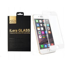 iLera Glass 2,5D для iPhone 7/8 Plus White (Белое)