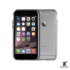 Алюминиевый бампер AlloyX Silver (Серебристый) PatchWorks Для iPhone 6/6s