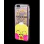 Силиконовый чехол для iPhone 6/6s Pepper Shining Stars с принтом цыпленка