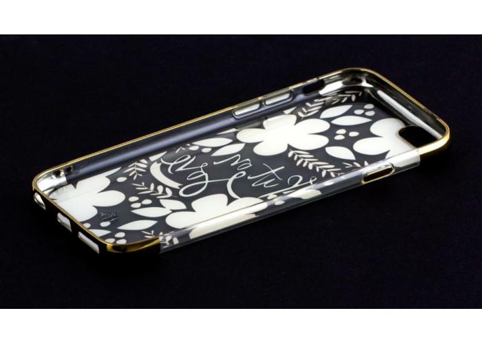 Силиконовый чехол для iPhone 6/6s Put on Love