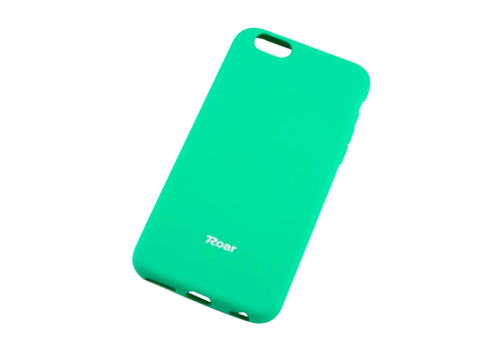 Силиконовый чехол All Day для iPhone 6/6s бирюзовый