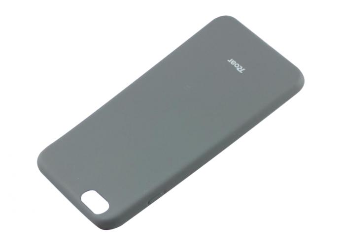 Силиконовый чехол All Day для iPhone 6/6s серый