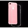 Прозрачный силиконовый чехол для iPhone 7/8