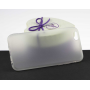 Силиконовый чехол для iPhone 6/6s SMTT полупрозрачный, матовый