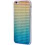 Чехол для iPhone 6/6s пластик+силикон 3D Gradient №1