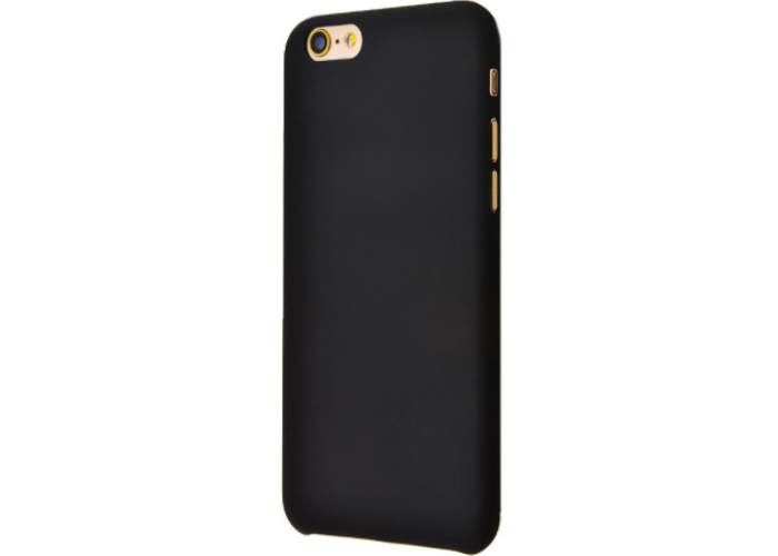 Чехол для iPhone 6/6s soft touch (XINBO) черный