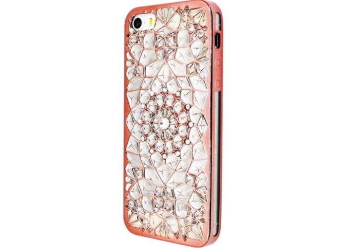 Накладка для iPhone 6/6s Gellin new розовая