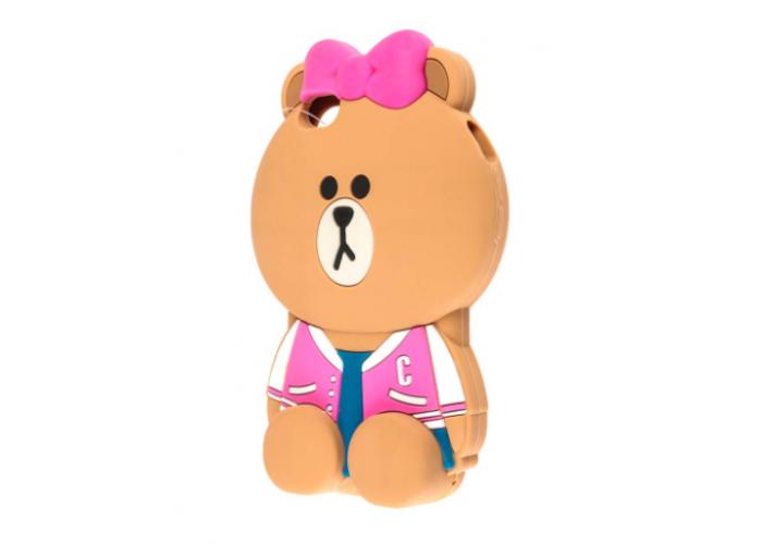 Чехол для iPhone 6/6s Bon Garcon розовый