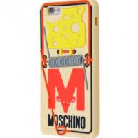 Чехол для iPhone 6/6s Moschino Mousetrap