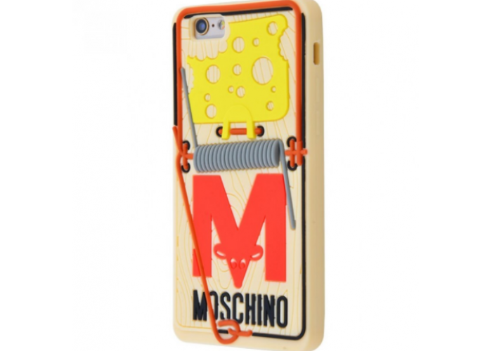 Чехол для iPhone 6/6s Moschino Mousetrap