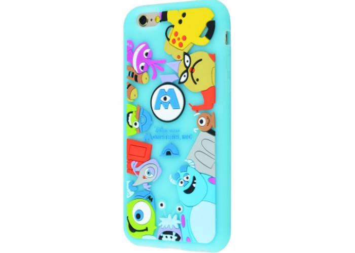 Чехол для iPhone 6/6s Disney Pixar Monsters inc