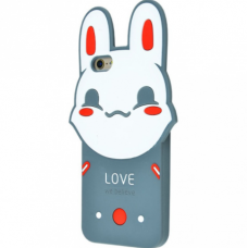 Чехол для iPhone 6/6s Love Rabbit
