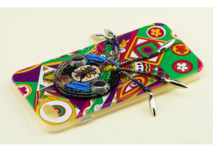 Чехол для iPhone 6/6s D&M (со шнурком)