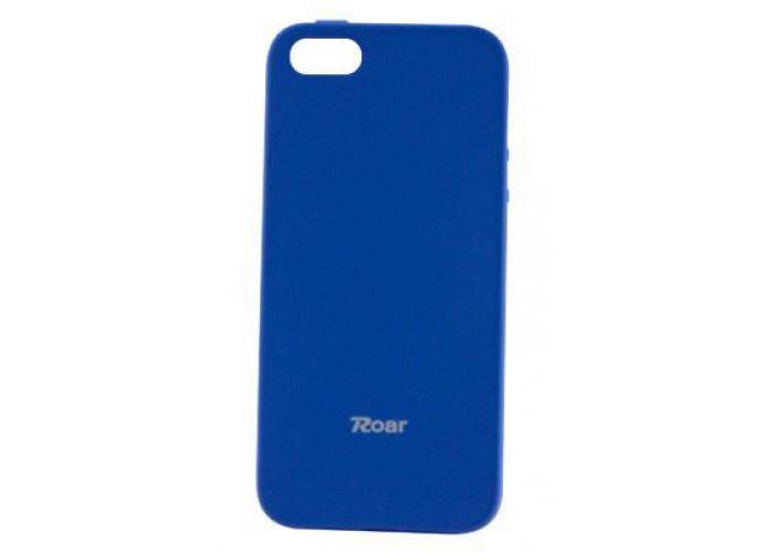 Чехол для iPhone 6/6s All Day силиконовый синий