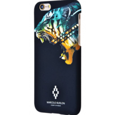 Чехол для iPhone 6/6s Marcelo Burlon Soft Touch №16