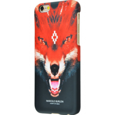 Чехол для iPhone 6/6s Marcelo Burlon Soft Touch №2
