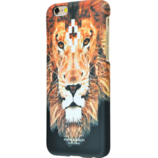 Чехол для iPhone 6/6s Marcelo Burlon Soft Touch №3