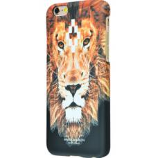 Чехол для iPhone 6/6s Marcelo Burlon Soft Touch №3