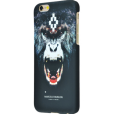 Чехол для iPhone 6/6s Marcelo Burlon Soft Touch №4