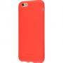 Чехол для iPhone 6/6s Molan Cano Jelly красный
