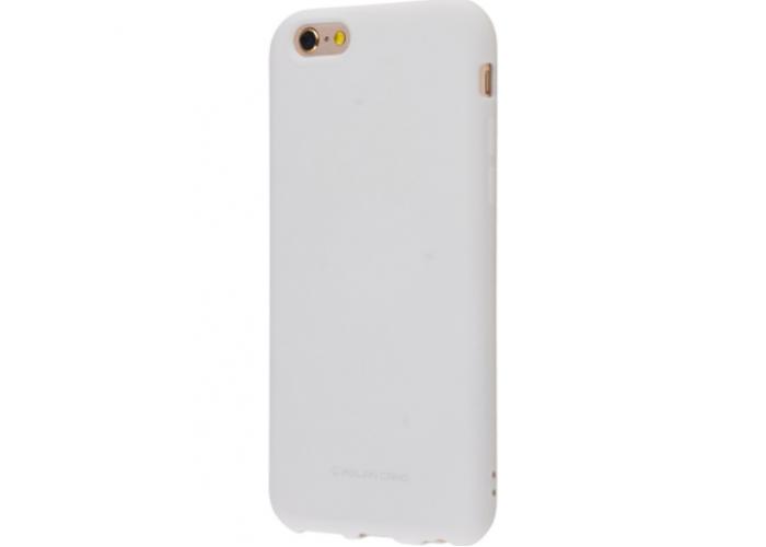 Чехол для iPhone 6/6s Molan Cano Jelly серый