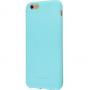 Чехол для iPhone 6/6s Molan Cano Jelly бирюзовый