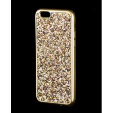Чехол для iPhone 6/6s Diamond Shining золотистый