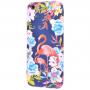 Чехол для iPhone 6/6s Luxo Face neon TPU №25