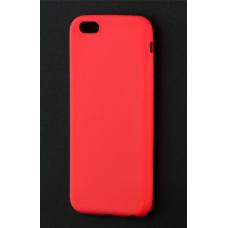 Чехол для iPhone 6/6s Soft matt розовый