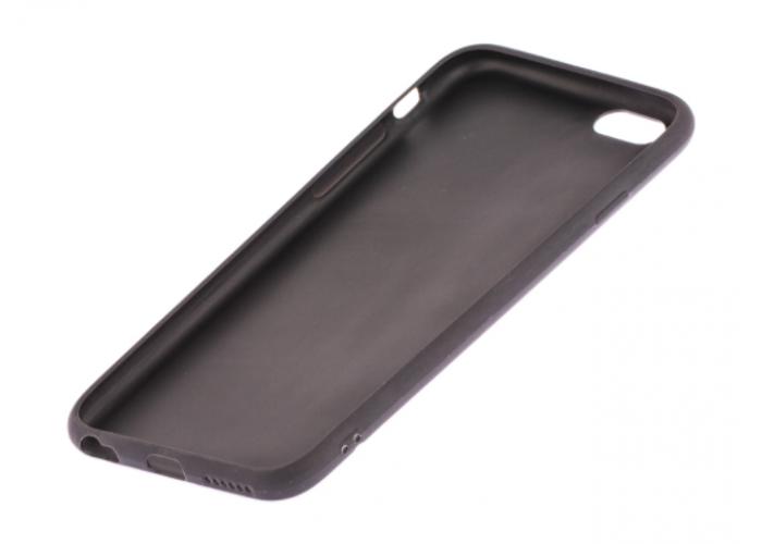 Чехол для iPhone 6/6s Soft matt черный