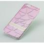 Чехол для iPhone 6/6s Goospery 3D светло розовый