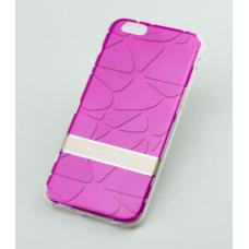 Чехол для iPhone 6/6s Goospery 3D розовый