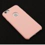 Чехол со встроенной магнитной пластиной для автодержателя Totu Magnet Force (Розовый)