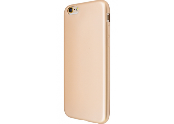 Чехол для iPhone 6/6s Soft matt send pink