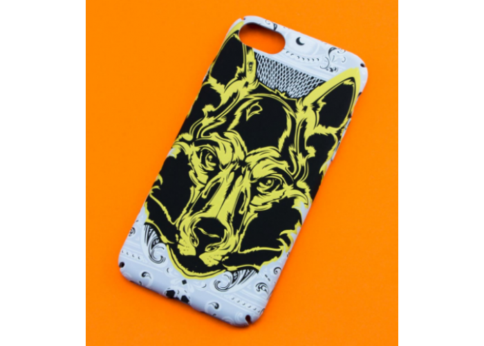 Чехол для iPhone 6/6s Ibasi & Coer Soft Touch №2