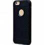 Чехол для iPhone 6/6s SGP Ultimate Experience (TPU) черный
