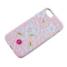 Чехол для iPhone 6/6s Luxo Face neon TPU №17